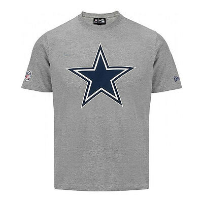 Dallas Cowboys New Era NFL Team Logo T-shirt