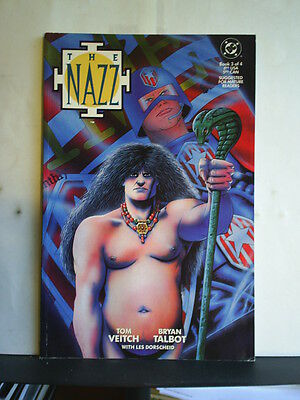 Graphic Novel - The Nazz Book 3 - Paperback
