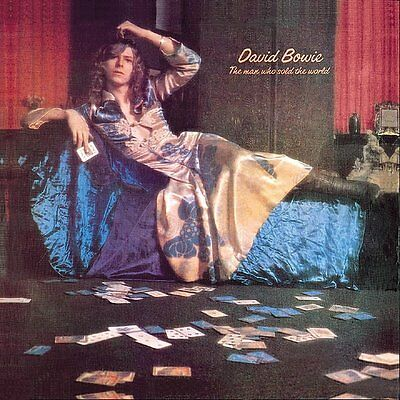 DAVID BOWIE - THE MAN WHO SOLD THE WORLD: CD ALBUM (2015 Remaster)