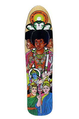 WORLD INDUSTRIES Skateboard Deck RON CHATMAN EXPERIENCE CRUISER 9 X 36