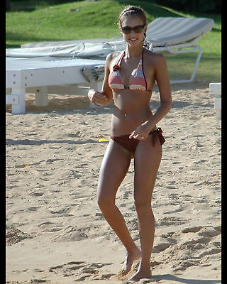 Jessica Alba 8X10 Celebrity Photo Picture Hot Sexy Bikini Candid 196