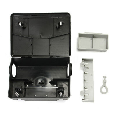 Professional Home Indoor Rat Mouse Mice Rodent Bait Block Station Box Case Trap