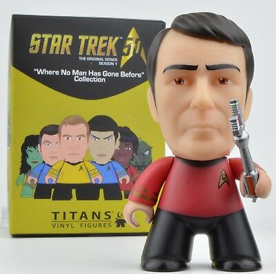 Star Trek Original Series Where No Man Has Gone Before Mini-Figure - Scotty