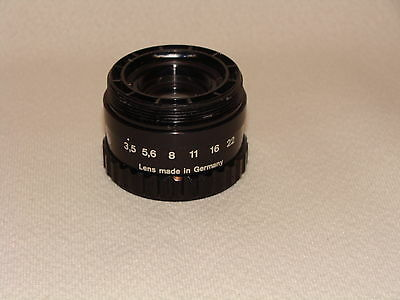 WILON WETZLAR 50mm f3.5 ENLARGER LENS