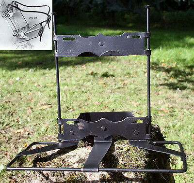 WW1 Lucas Front Carrier Rack Boer War Military WWI Vintage Antique Bicycle Repro