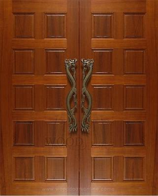 Pull handles Extra Long Dragon Entry Door,Home,Gates, matching Pair (2 Handles).