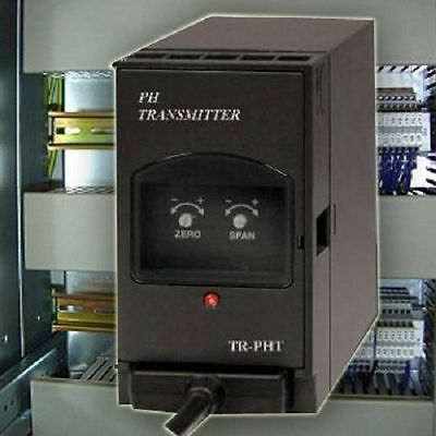 Ph-Transmitter Gauge Contrôleur *din Rail Mount* Piscine, Spa P12