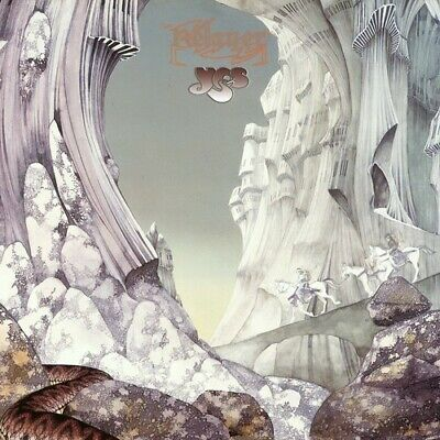 Yes - Relayer [New CD] UK - Import