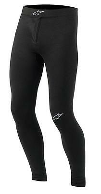 Alpinestars Thermal/Winter Tech Bottom Motorcycle Base Layer Bottom Black 475220