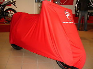 Genuine Ducati Performance Dust Cover 848 899 959 999 1098 1198 1199 1299 NEW