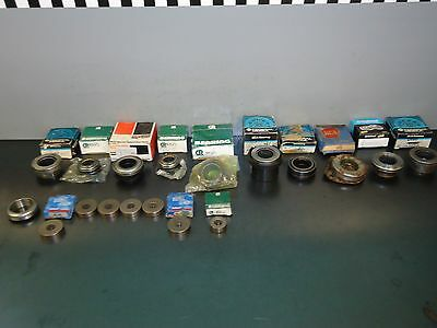 Wholesale Parts Store Lot of (18) New Throw Out Bearings & Pilot Bushings Clutch