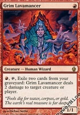 1 PLAYED Price of Progress Red Eternal Masters Mtg Magic Uncommon 1x x1
