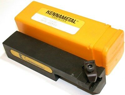 New Kennametal Indexable Top Notch Grooving Threading Tool Holder Nel-163C