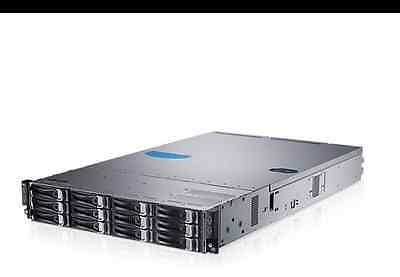 Dell PowerEdge C6100 4 Node server 8 x Six-Core XEON L5640 192GB Ram 12x caddies