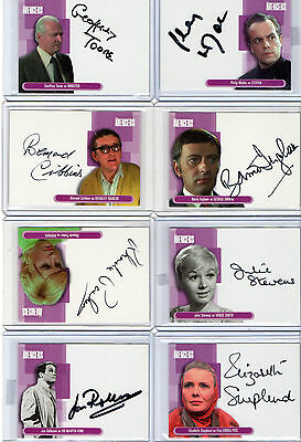 The Avengers  -  Autograph and Sketch Card Selection NM Strictly Ink Unstoppable