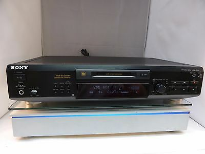 Sony MDS-520 MiniDisc Recorder / Player,