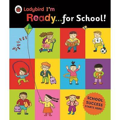 Ladybird I'm Ready For School Essential Early Learning, First Phonics & Songs Hb