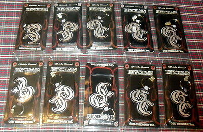 Good Charlotte *brand New Sealed In Box* Key Chain Lot 10 Licensed Product 17214