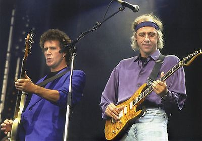Dire Straits Photo & Mark Knopfler1991 Unique Unreleased Image Huge12Inch Rarity