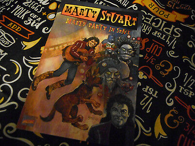 Marty Stuart In Space 1995 Volume 1 Number 1 Comic Book