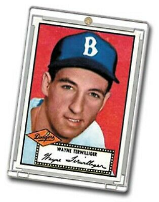 PC52 1-Screw Holder by Pro-Mold 1952-56 Topps (Box of 20)