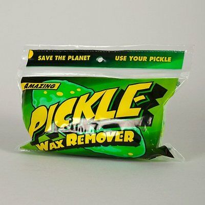 The Pickle Wax Remover W/Wax Comb Quick New