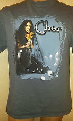 2000 CHER Do You Believe Concert Tour T-Shirt By Giant Sz large