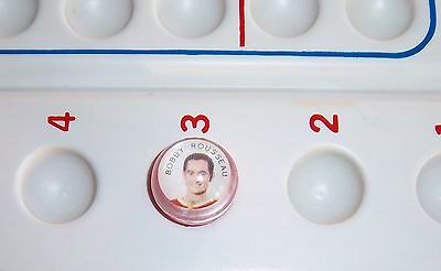 Post  Marbles 1968-1969 Bobby Rousseau Montreal Canadians
