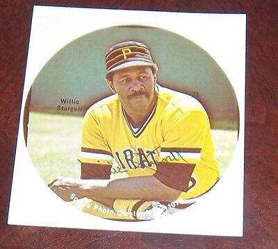 Willie Stragell  Pittsburgh Pirates 1978 player photo Baseball