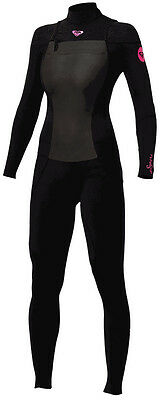 Roxy Syncro 3/2 GBS Chest Zip Fullsuit women's size 14 - new NWT wetsuit