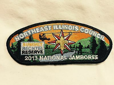 Boy Scouts - 2013 National Jamboree - Northeast Illinois Council csp