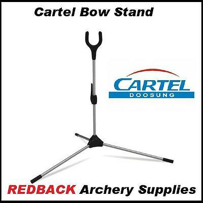 Bow Stand Cartel RX 103 for archery bows compound and recurve