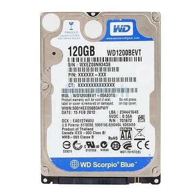 120GB 5400RPM 8MB Internal Hard Drive HDD for Sony PlayStation 3 PS3