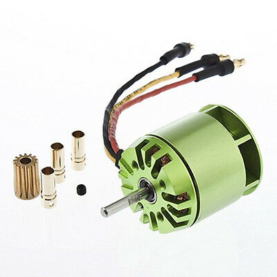 Kv4000 Outrunner Brushless Motor For Trex 450 Rc Helicopter 2Y Dainty