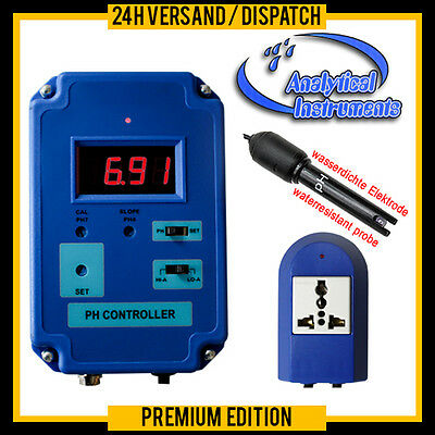 Ph/temp-Controller/ph-Regler/ph-Meter Co2 Anlage P24