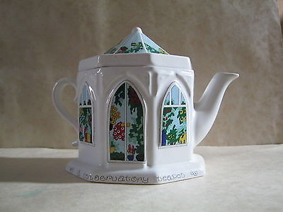 Wade English Life Teapot - Conservatory- Lovely  Example