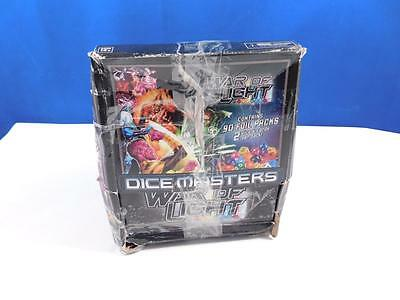 Wizkids Games 47565 - Dice Masters War of Light Gravity Feed 90 Booster