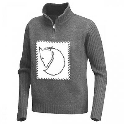 NEW Fjäll Räven Louise Sweater,Size S Wollpullover