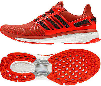 adidas Energy Boost ATR Mens Running Shoes - Red