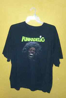 Funkadelic Maggot Brain T Shirt 3X Free Your Mind And Your Ass...(Parliament)