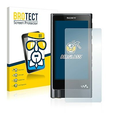 BROTECT AirGlass Flexible Glass Screen Protector for Sony Walkman NW-ZX2