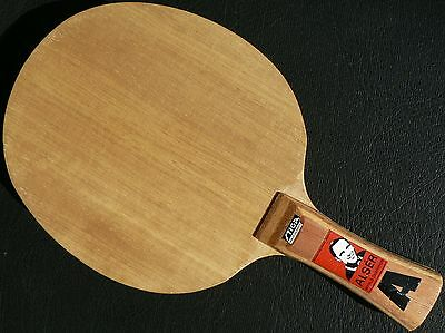 Stiga – Hans Alsér World Champion Holz 5-ply early 1970th  80,7g
