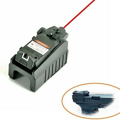 Whoelsale Lots Magnetic Detachable Laser Sight For Glock 17 18C 22 34 Series HOT