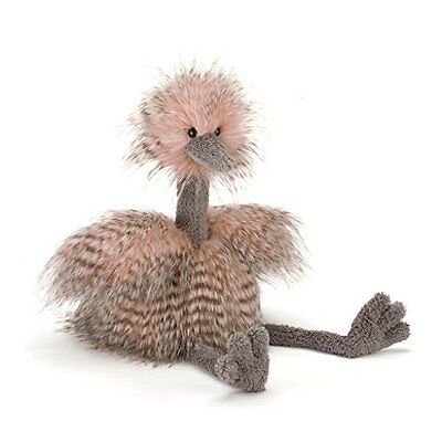 Jellycat Mad Pet Odette Ostrich Play Toy New