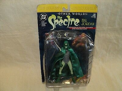 DC Direct Other Worlds Spectre Hal Jordan Action Figure Glow in the Dark! (T 36)
