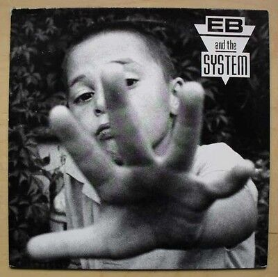 """Eb And The System Mind 12"""" 1992 Mind/agony/gun Uk"""