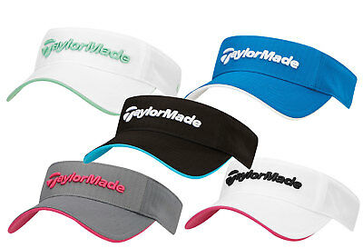 low cost 9f6a3 1d109 TaylorMade Women s Radar Visor Golf Hat 2017 Ladies New - Choose Color!