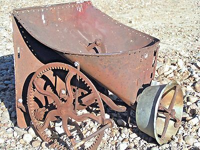 Antique Garden Seeder Cool display piece