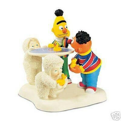 "SNOWBABIES & Sesame Street ""RUBBER DUCKIE HAVE SOME FUN. DEPO 56"