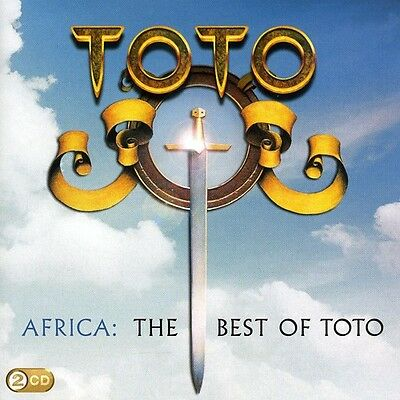 Toto - Africa: The Best Of Toto [CD New]
